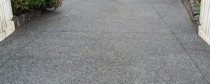 Exposed Aggregate Concrete Surfaces By J R Foundations